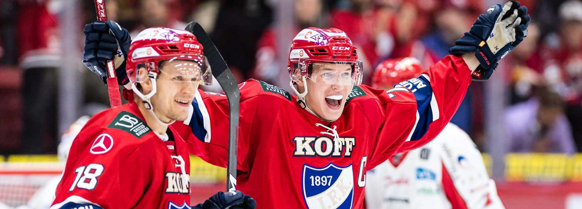 The fine art of leading teams – HIFK captains share their insights