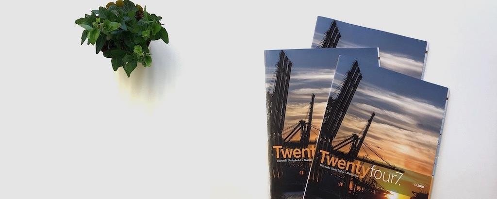 The new Twentyfour7. magazine is out
