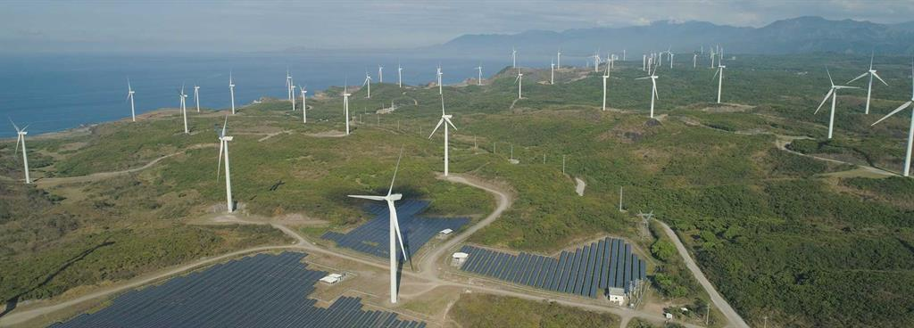 The Philippines' outreach for renewable energy