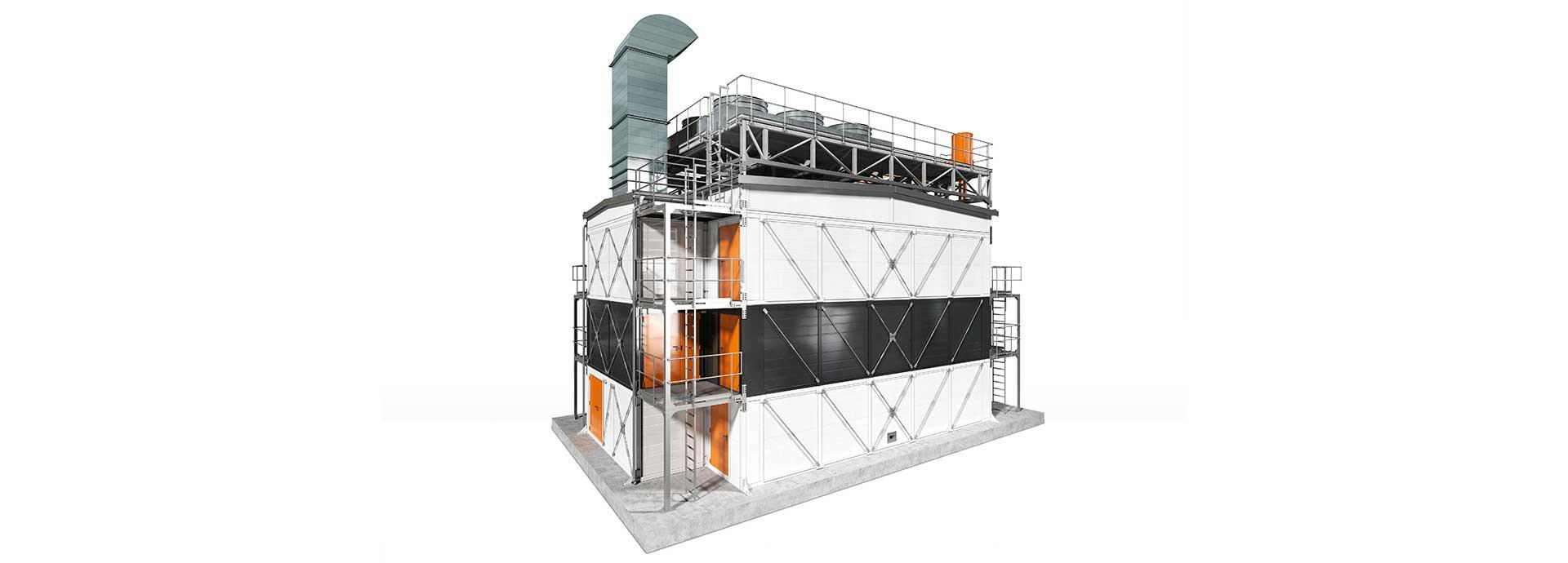 Towards higher efficiencies with Wärtsilä Modular Block