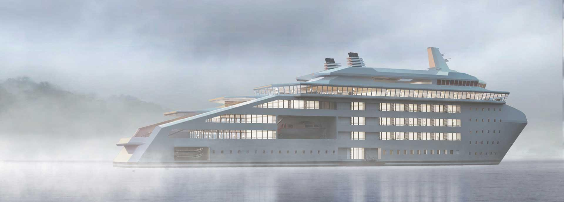 Unparalleled luxury on the HY seas