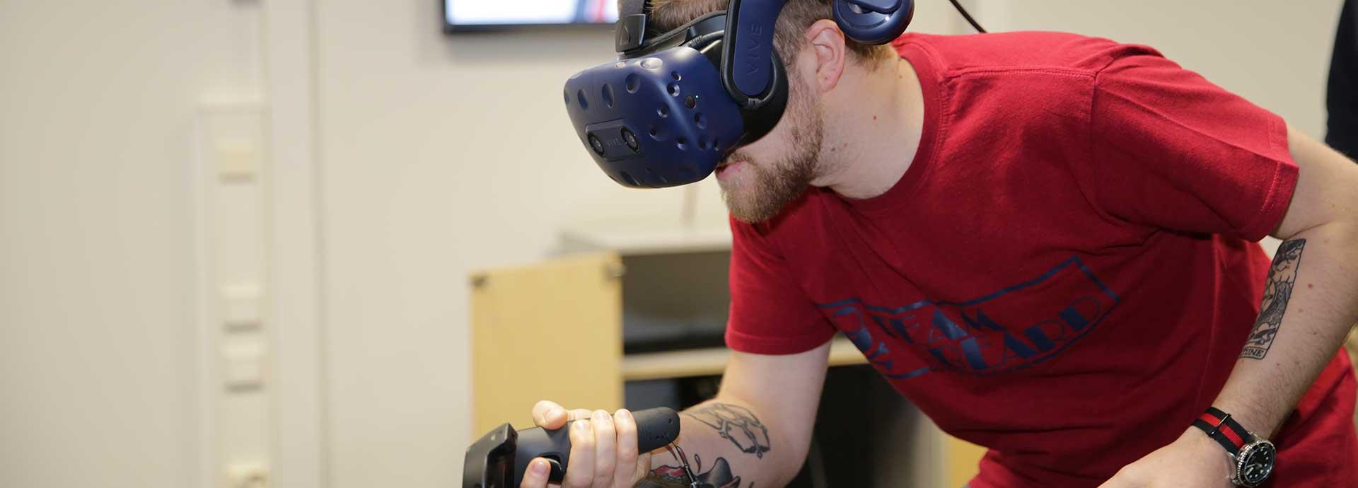 Virtual reality in the world of training