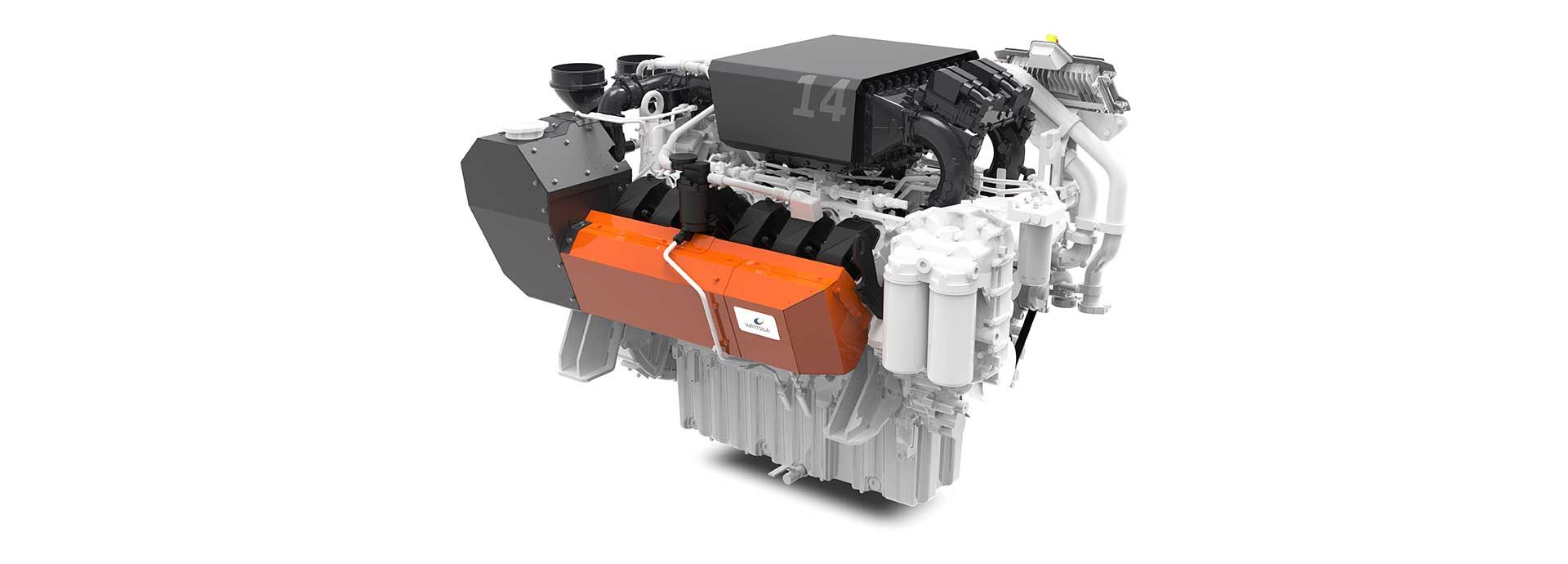 Wärtsilä 14: lighter, smarter and greener