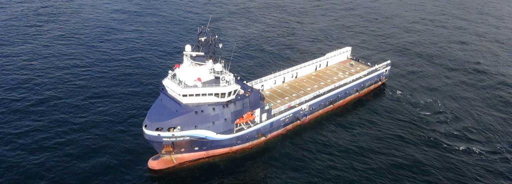 Wärtsilä remote controls an 80 m ship from 8000 km away