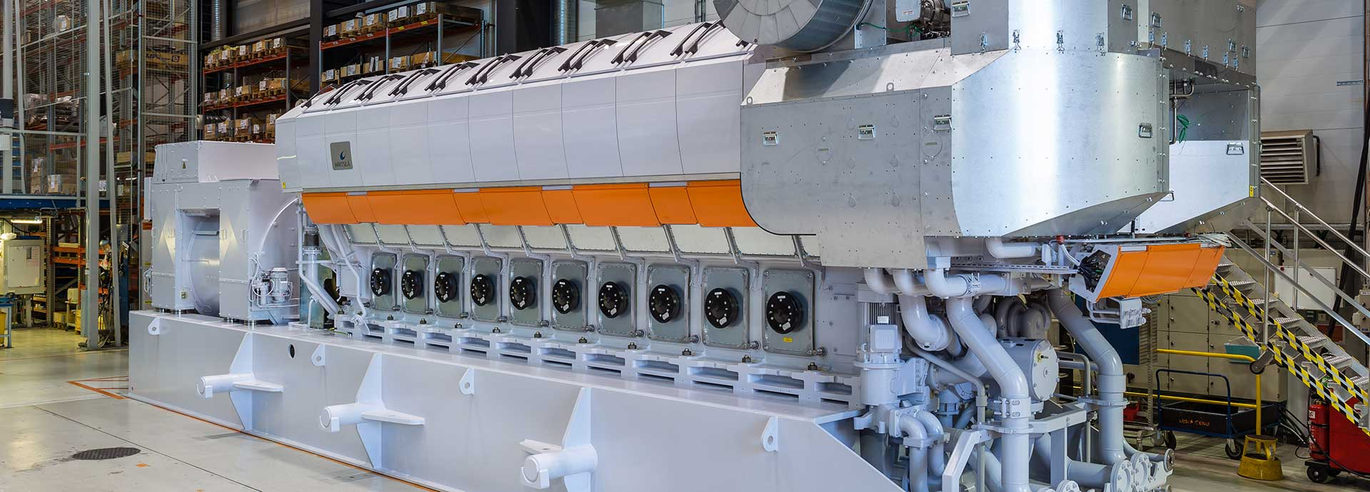Wartsila sets sight on ambitious emission reduction targets