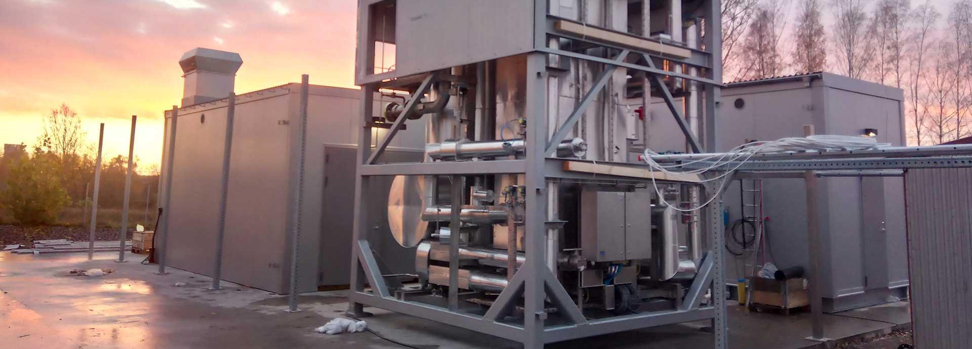Wärtsilä supports fossil-free future with Linköping liquid biogas plant