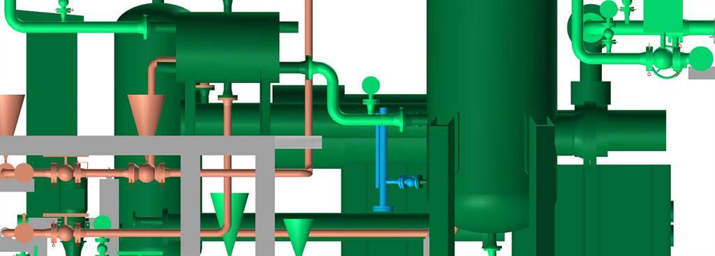 Wartsila Voyage Emission Reduction system turns emissions into fuel