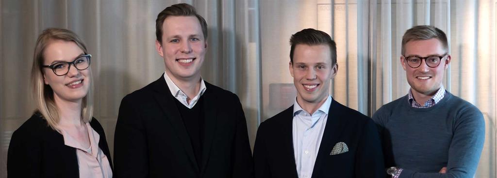 Wärtsilä's Got Energy Talent