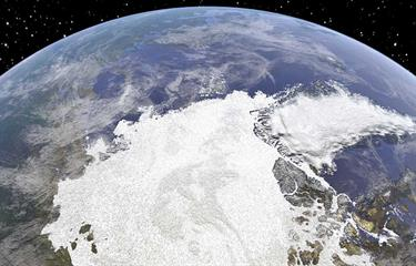 Where is the magnetic North Pole headed?
