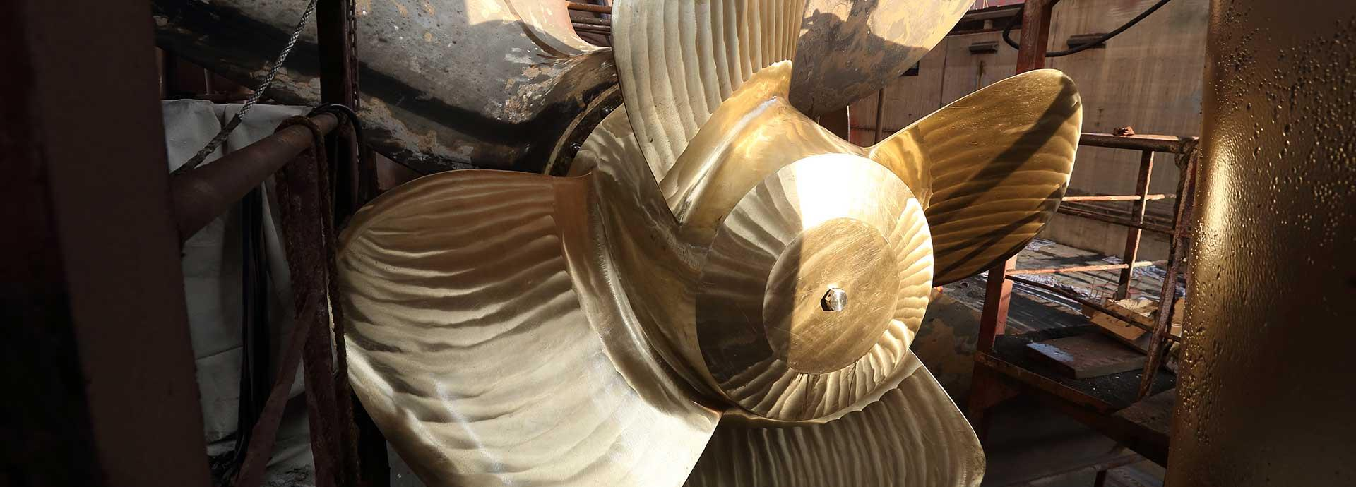 Why propulsion efficiency is the name of the game